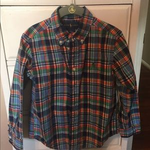 Polo long sleeve Ralph Lauren shirt
